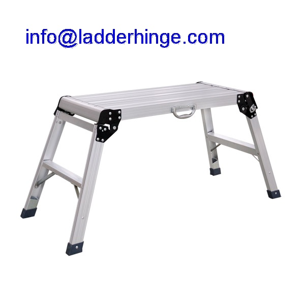 Working platform platform ladder car wishing platform for Escalera aluminio plegable easy