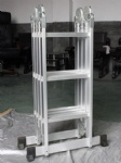 step aluminum ladder