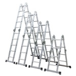multi-purpose aluminum ladder
